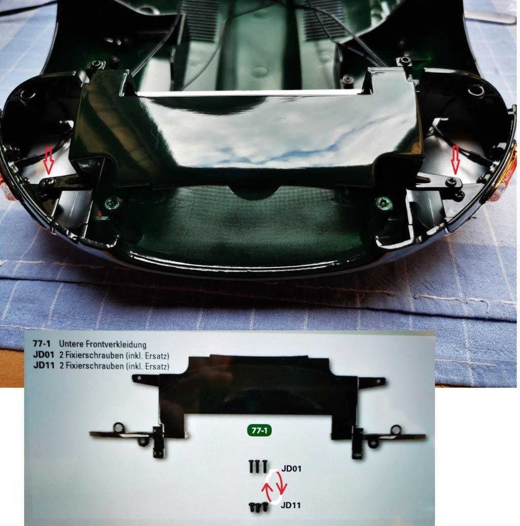 Der Jaguar E-Type von DeAgostini in 1:8 - Seite 5 Jaguar23