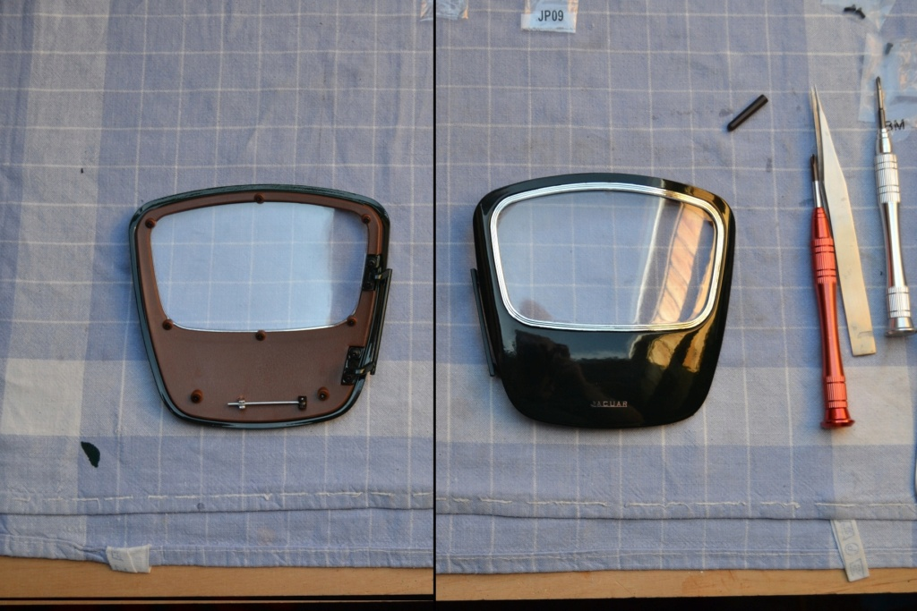 Der Jaguar E-Type von DeAgostini in 1:8 - Seite 5 Jaguar26