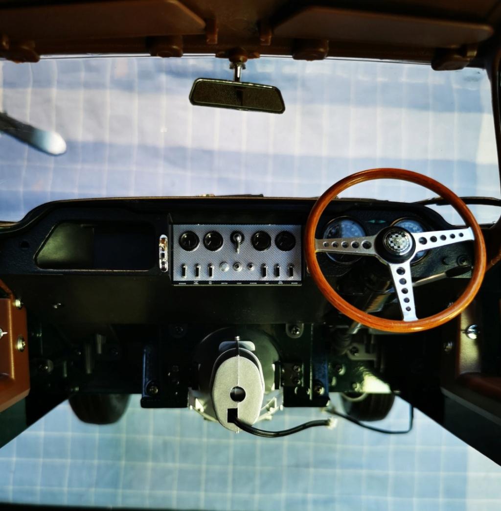 Der Jaguar E-Type von DeAgostini in 1:8 - Seite 7 Jaguar55
