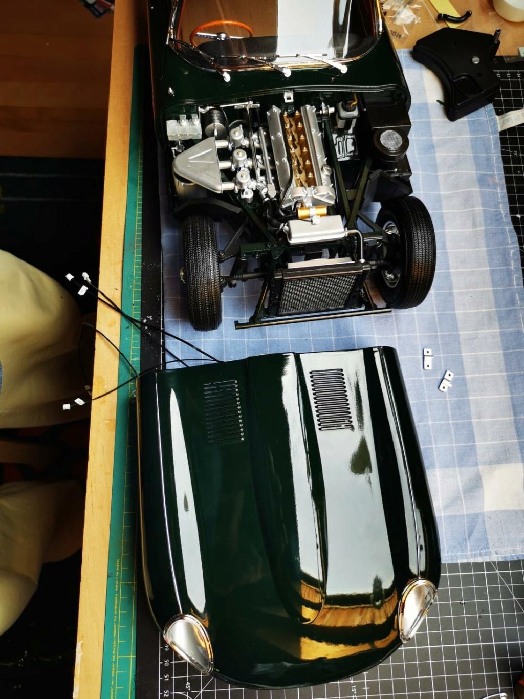 Der Jaguar E-Type von DeAgostini in 1:8 - Seite 7 Jaguar60