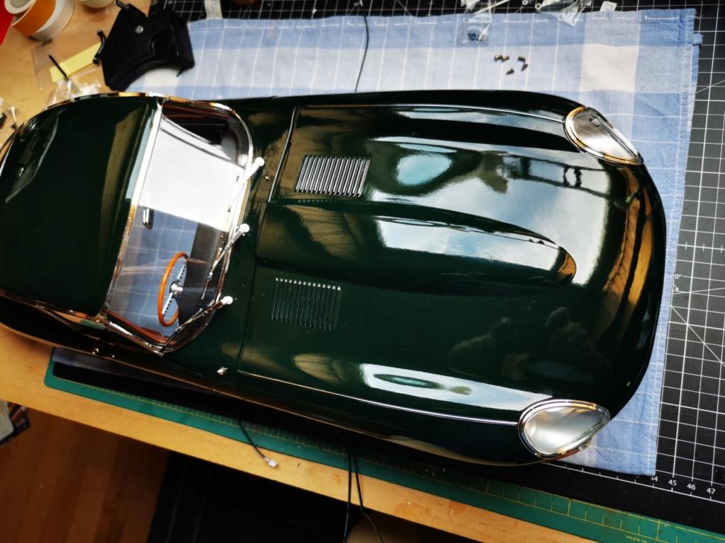 Der Jaguar E-Type von DeAgostini in 1:8 - Seite 7 Jaguar61