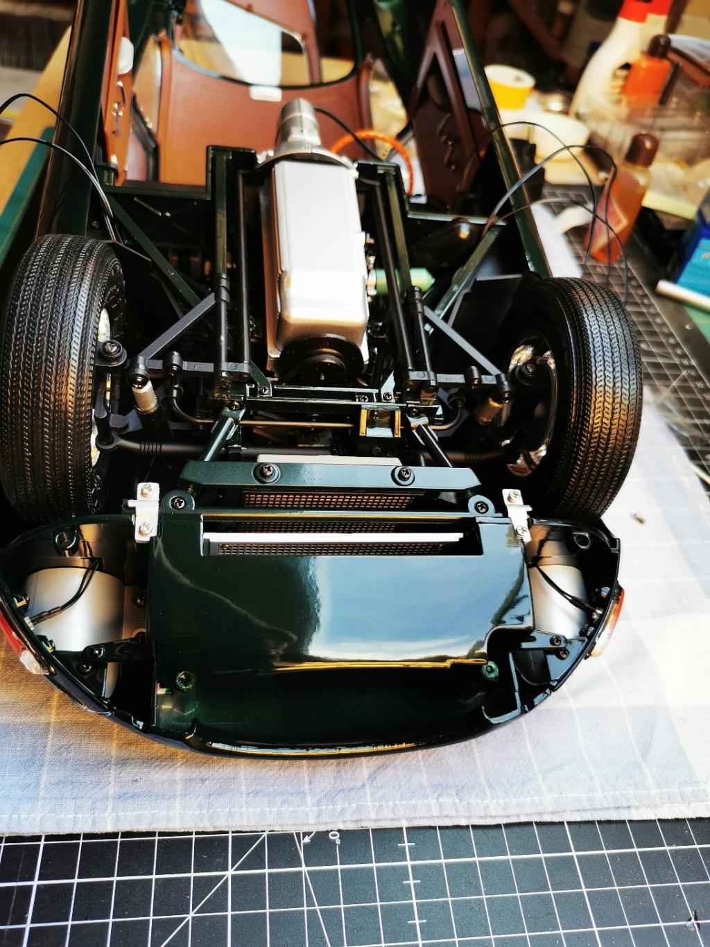 Der Jaguar E-Type von DeAgostini in 1:8 - Seite 7 Jaguar63