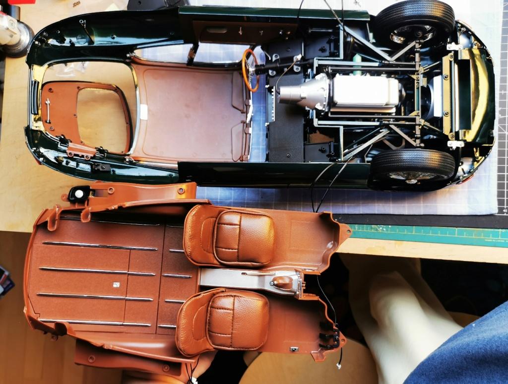 Der Jaguar E-Type von DeAgostini in 1:8 - Seite 7 Jaguar66