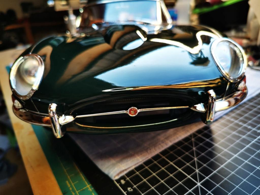 Der Jaguar E-Type von DeAgostini in 1:8 - Seite 7 Jaguar72