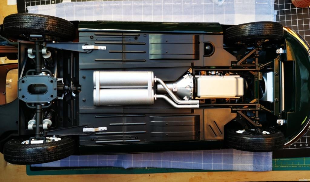 Der Jaguar E-Type von DeAgostini in 1:8 - Seite 7 Jaguar73
