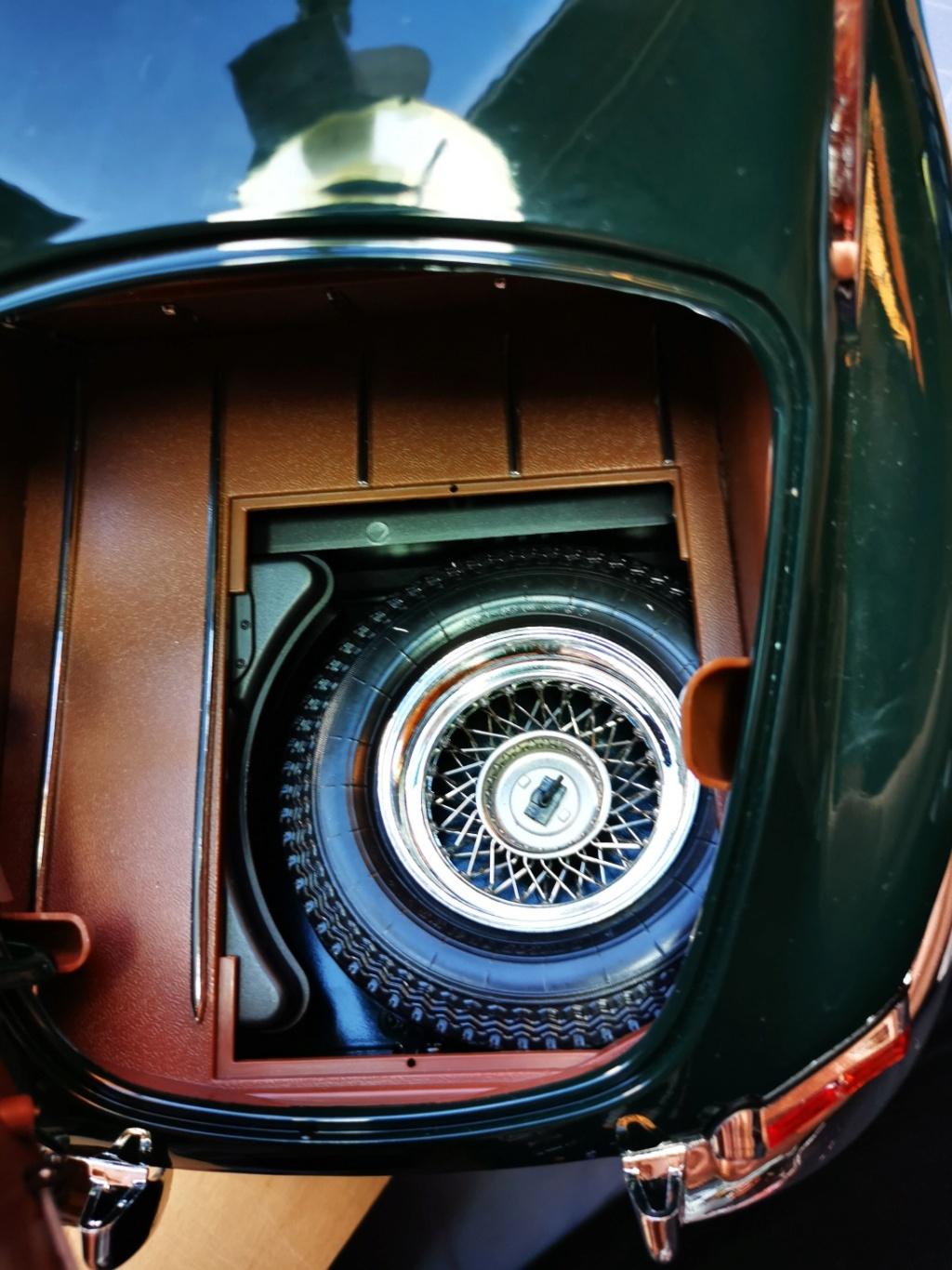 Der Jaguar E-Type von DeAgostini in 1:8 - Seite 7 Jaguar78