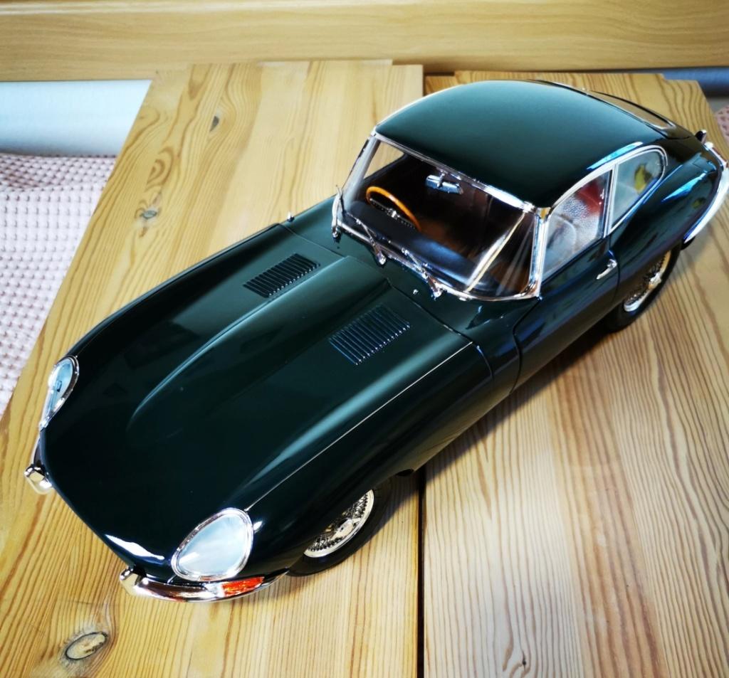 Der Jaguar E-Type von DeAgostini in 1:8 - Seite 7 Jaguar79