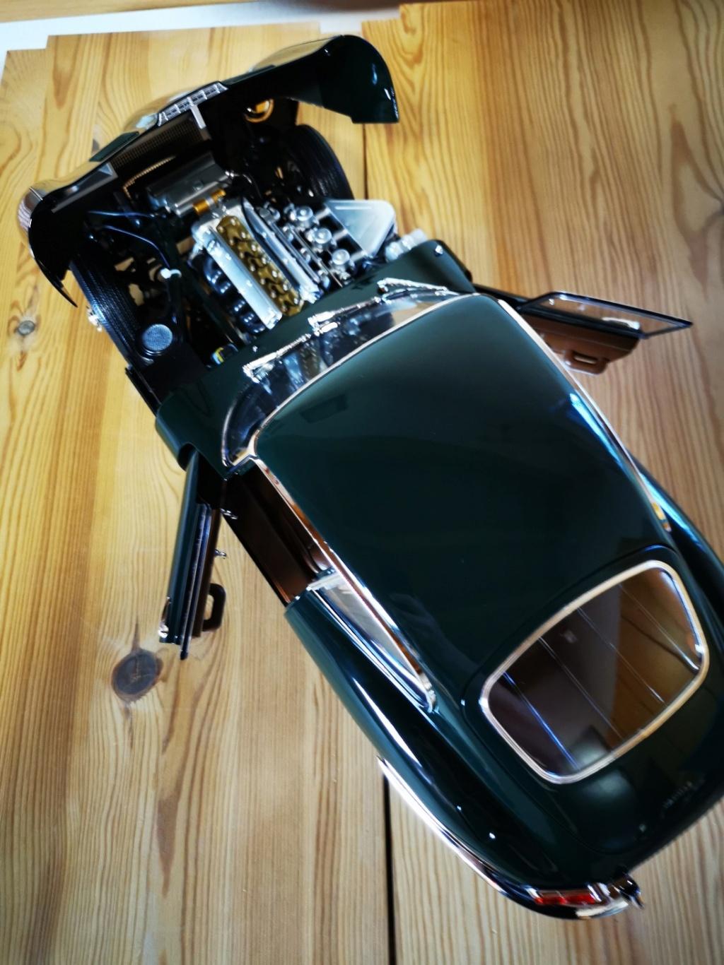 Der Jaguar E-Type von DeAgostini in 1:8 - Seite 7 Jaguar80