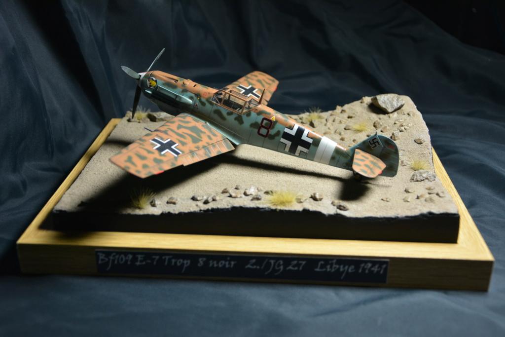 Bf109 E4/7 Trop 1/48 éduard Dsc_0112