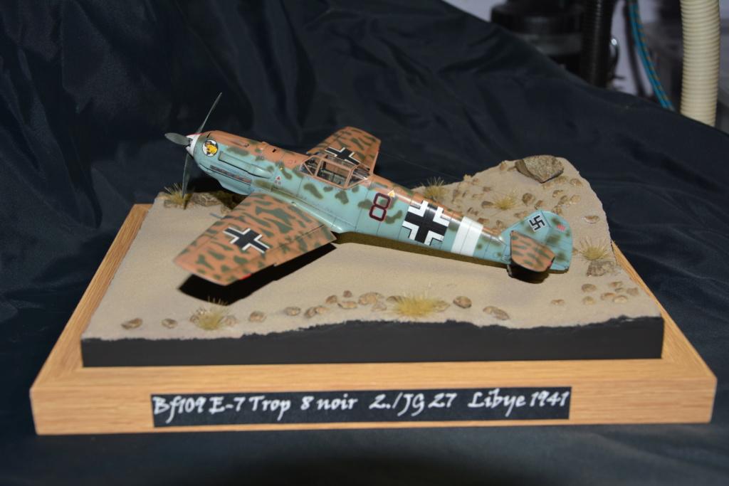 Bf109 E4/7 Trop 1/48 éduard Dsc_0113