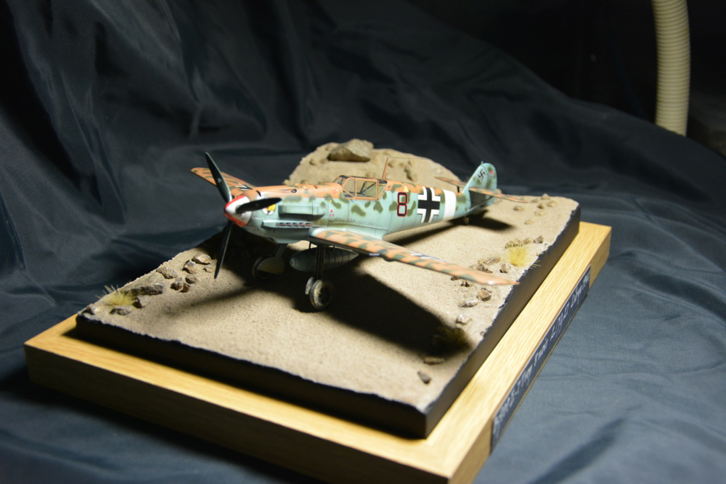 Bf109 E4/7 Trop 1/48 éduard Dsc_0115