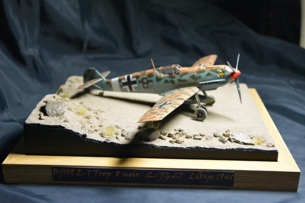 Bf109 E4/7 Trop 1/48 éduard Dsc_0117
