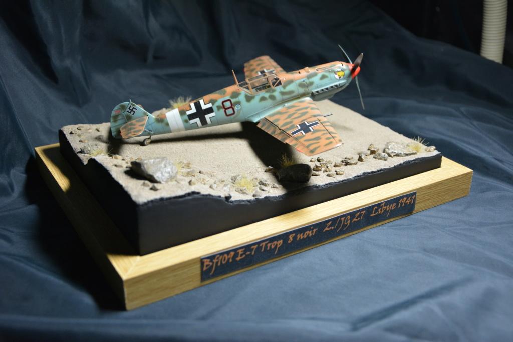 Bf109 E4/7 Trop 1/48 éduard Dsc_0119