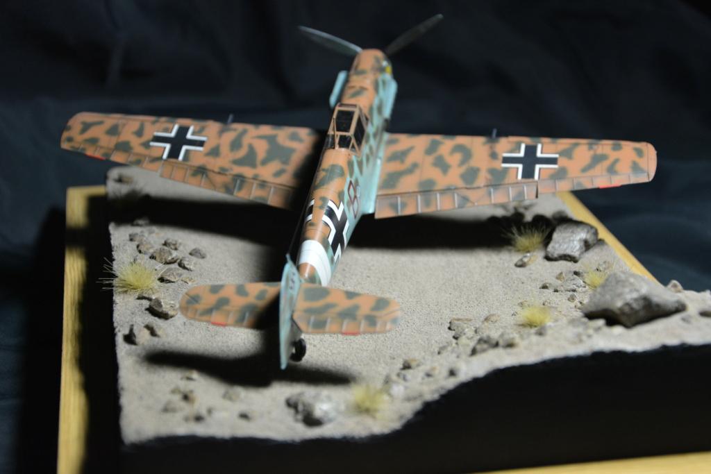 Bf109 E4/7 Trop 1/48 éduard Dsc_0120