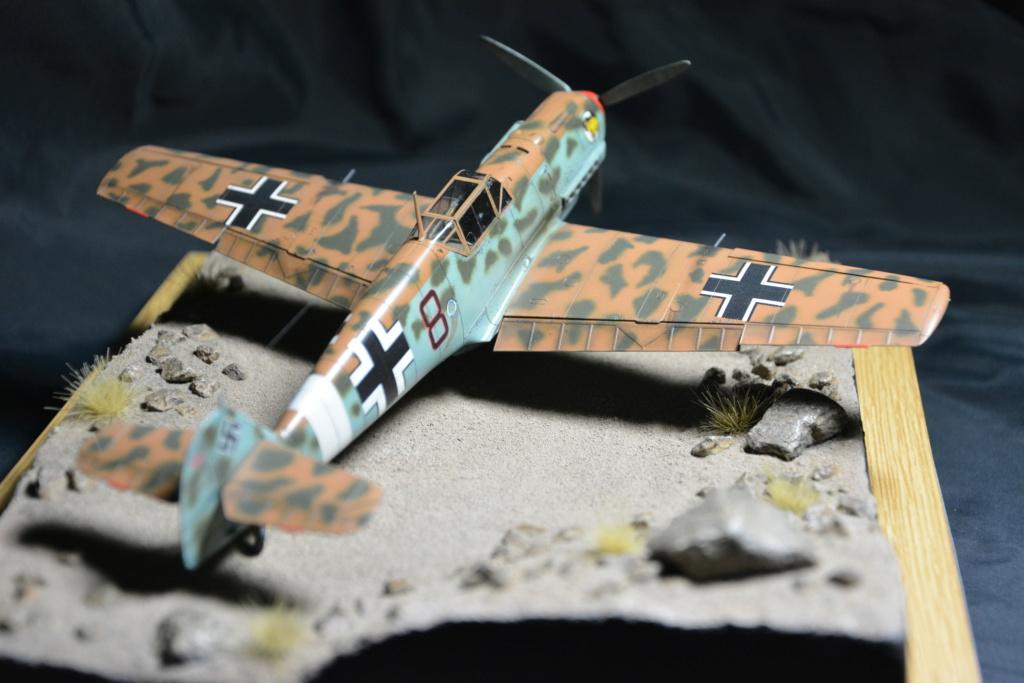 Bf109 E4/7 Trop 1/48 éduard Dsc_0123