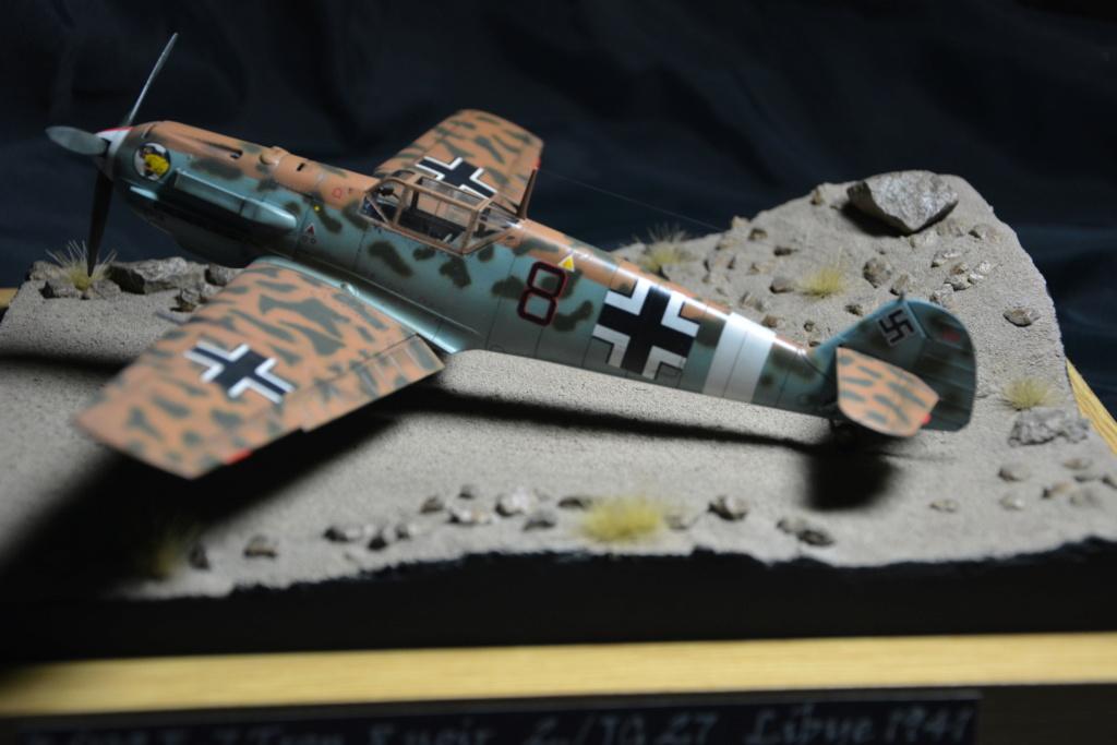 Bf109 E4/7 Trop 1/48 éduard Dsc_0125