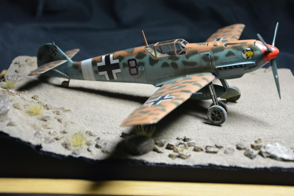 Bf109 E4/7 Trop 1/48 éduard Dsc_0131