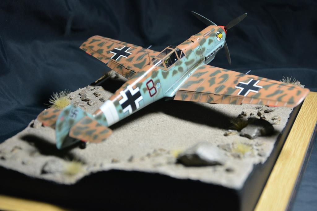 Bf109 E4/7 Trop 1/48 éduard Dsc_0132