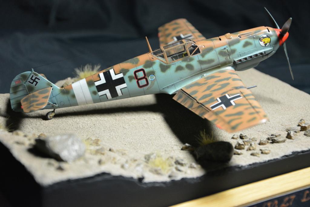 Bf109 E4/7 Trop 1/48 éduard Dsc_0133