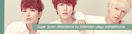 Super Junior Albums Download (Super Junior Albümleri İndir)