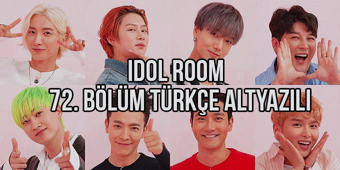 Idol Room 72. Bölüm (Super Junior) [Türkçe Altyazılı] Dol_ro10