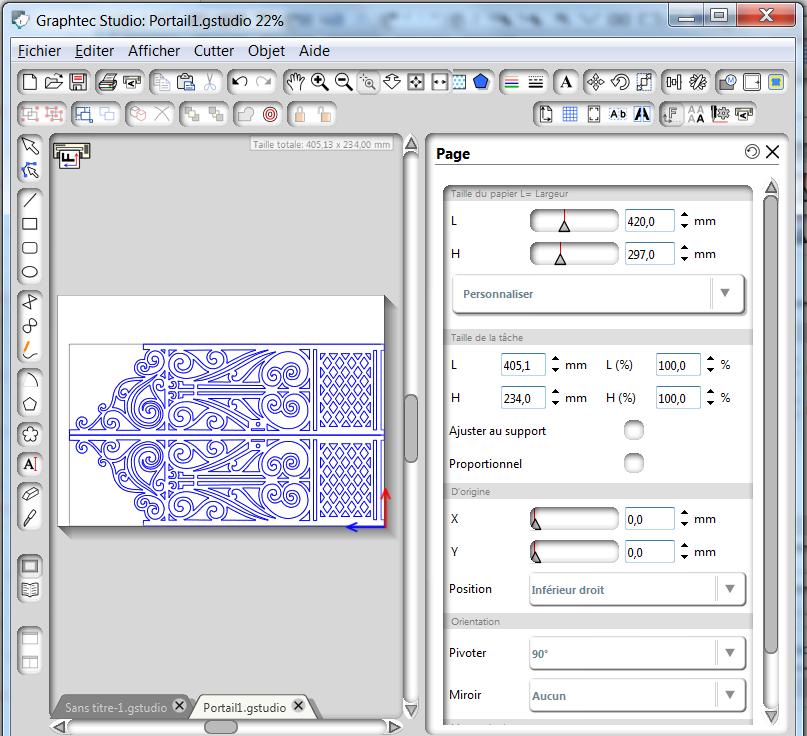 Problème de repère d'alignement et de coupe sur Graphtec ce 6000-40 - Page 2 A3_pag12