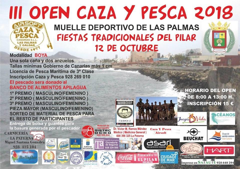 CONCURSO PESCA FIESTAS DEL PILAR 2018 Concur12