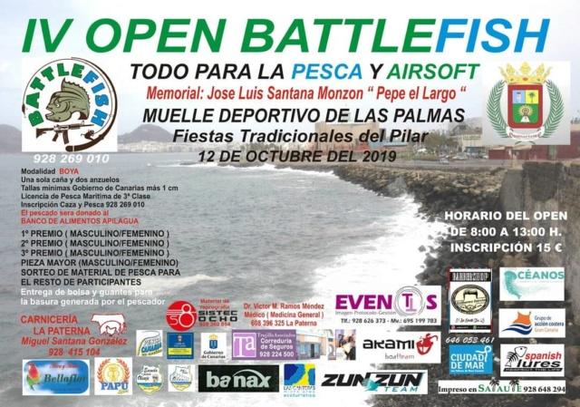 CONCURSO BATTLE FISTH (Antigua cAZA Y PESCA) 2019 Concur13