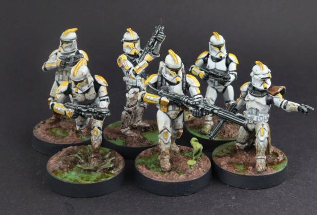 [Erledigt] Star Wars Legion 327th Klone 20210810
