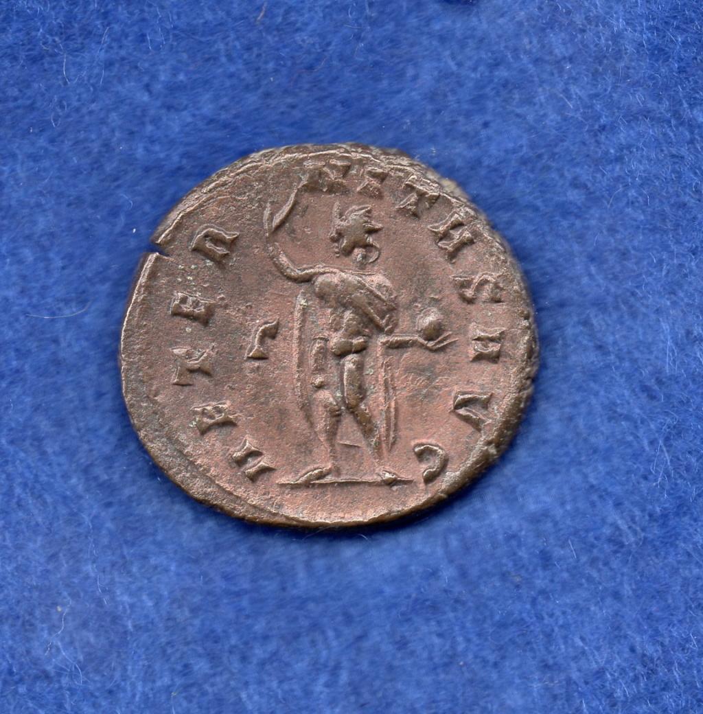 Antoniniano de Galieno. AETERNITAS AVG. Roma Rob_1011