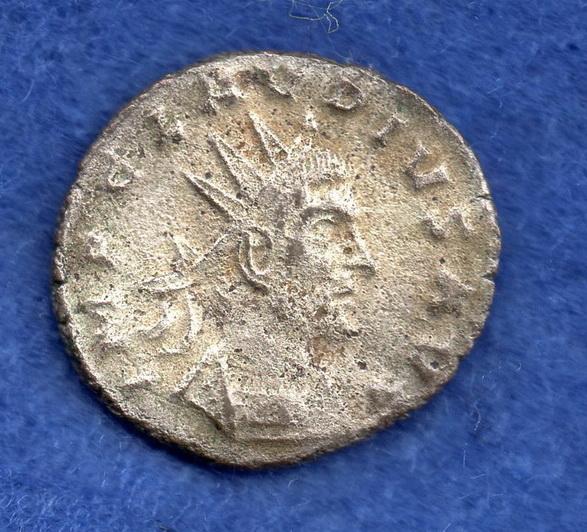 Antoniniano de Claudio II. LAETITIA AVG. Siscia Rob_6_10