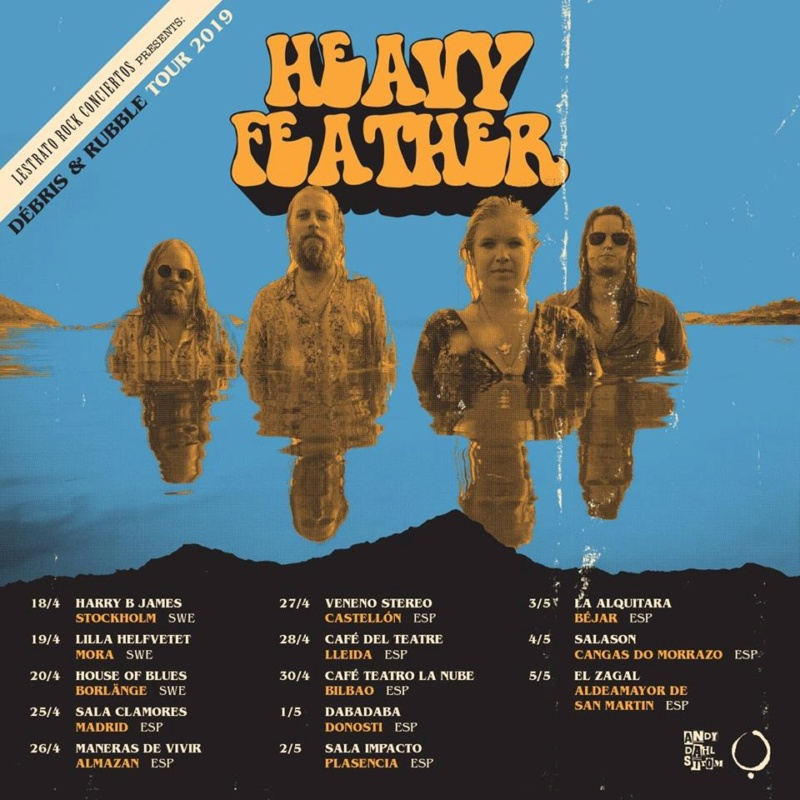 Heavy Feather - Mountain of Sugar (2021) 53037310