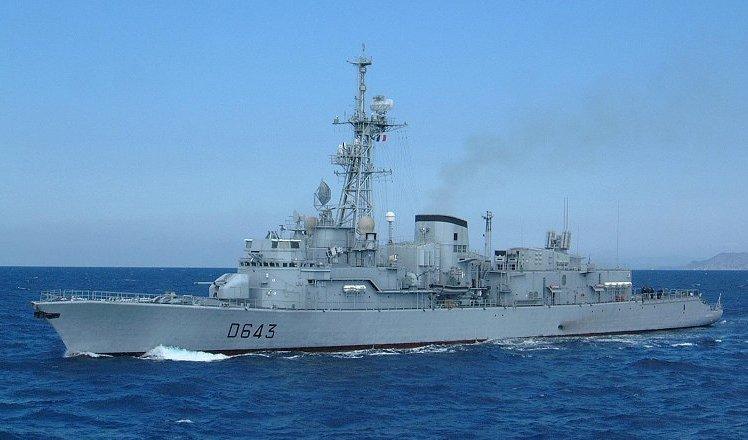 [Autre sujet Marine Nationale] Démantèlement, déconstruction des navires - TOME 2 - Page 18 Fs_jea10