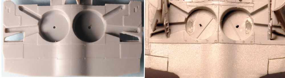 Polikarpov I-16. Du proto au I-185. P&J, Amodel, ICM , ArtModel , Eastern Express MSD 1/72.  - Page 2 07vole10