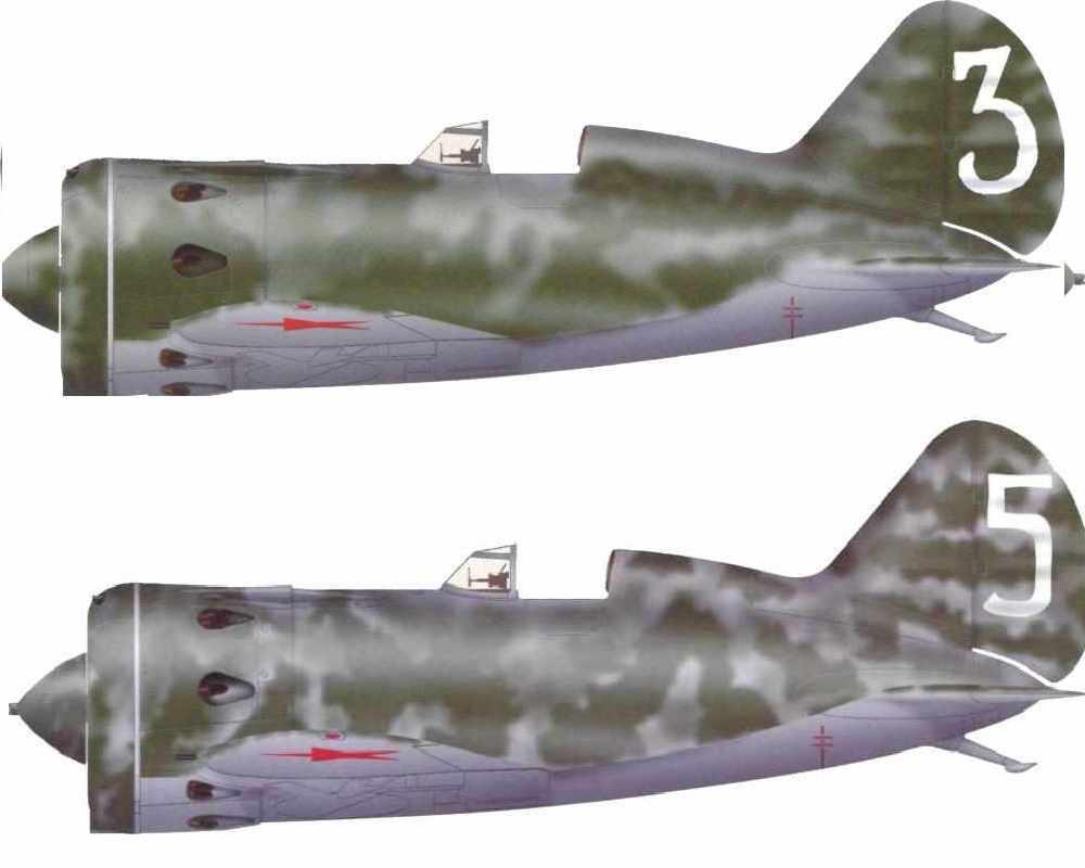 Polikarpov I-16. Du proto au I-185. P&J, Amodel, ICM , ArtModel , Eastern Express MSD 1/72.  - Page 2 15prof10