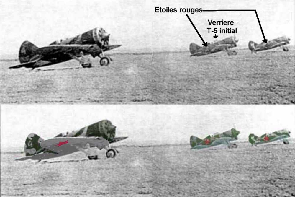 Polikarpov I-16. Du proto au I-185. P&J, Amodel, ICM , ArtModel , Eastern Express MSD 1/72.  - Page 2 16_kg_10