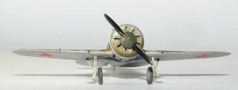 Polikarpov I-16. Du proto au I-185. P&J, Amodel, ICM , ArtModel , Eastern Express MSD 1/72.  - Page 2 23kg11
