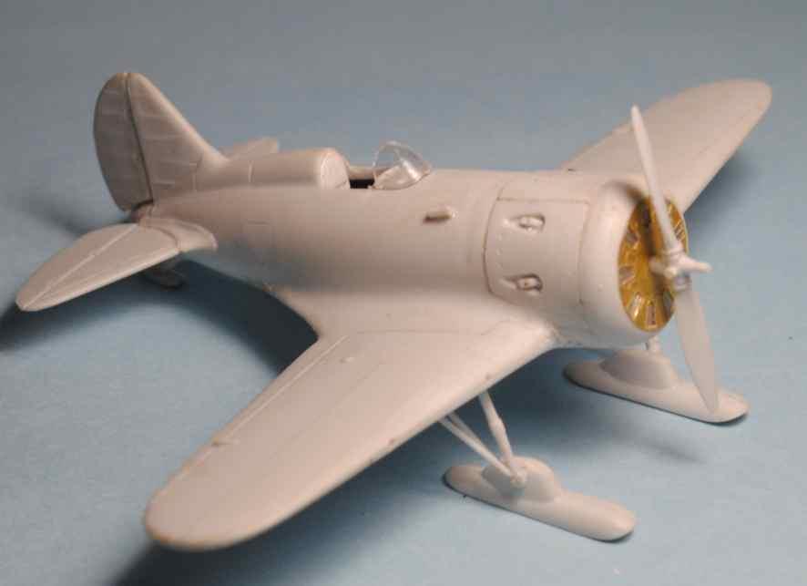 Polikarpov I-16. Du proto au I-185. P&J, Amodel, ICM , ArtModel , Eastern Express MSD 1/72.  - Page 2 27_t-510