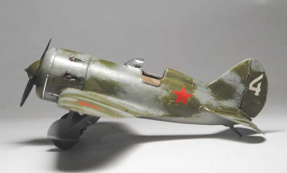 Polikarpov I-16. Du proto au I-185. P&J, Amodel, ICM , ArtModel , Eastern Express MSD 1/72.  - Page 2 3210