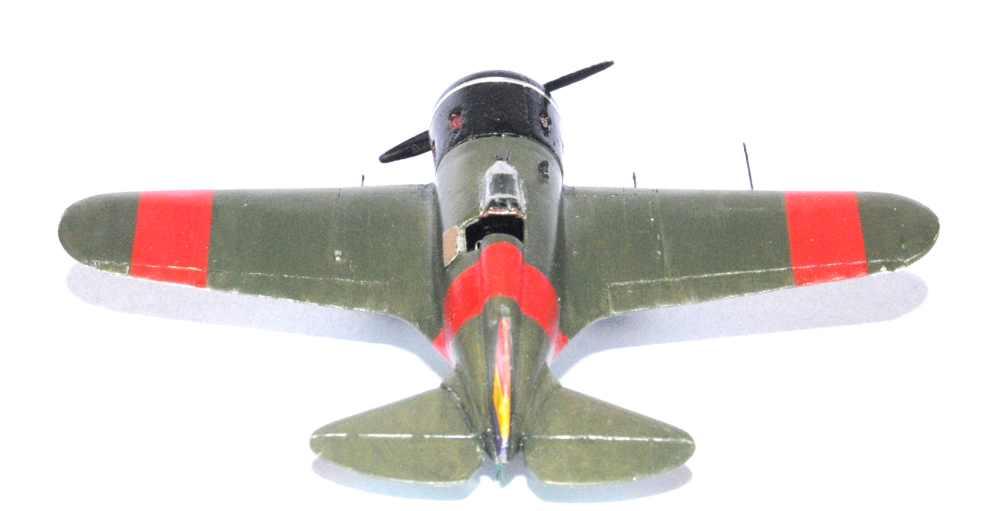 Polikarpov I-16. Du proto au I-185. P&J, Amodel, ICM , ArtModel , Eastern Express MSD 1/72.  - Page 2 32_fin10