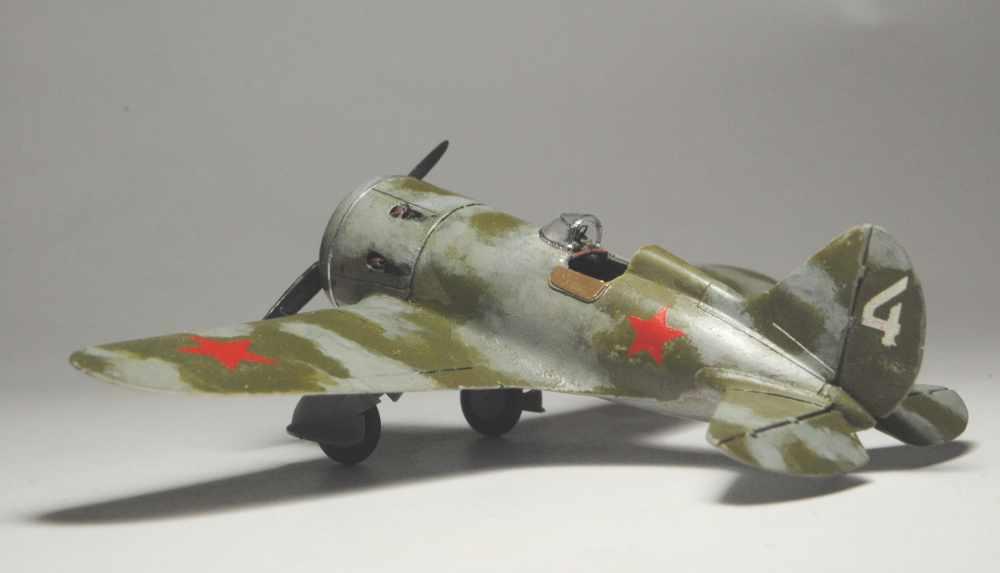 Polikarpov I-16. Du proto au I-185. P&J, Amodel, ICM , ArtModel , Eastern Express MSD 1/72.  - Page 2 3310