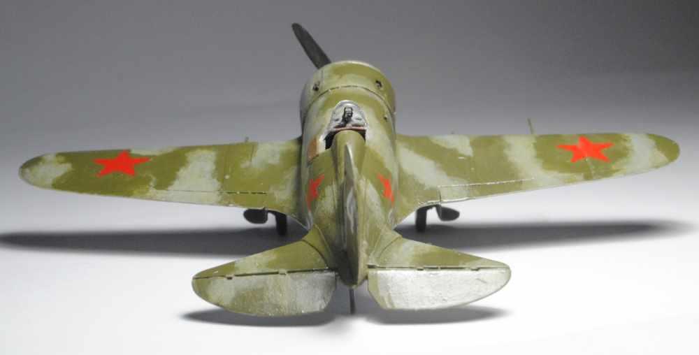 Polikarpov I-16. Du proto au I-185. P&J, Amodel, ICM , ArtModel , Eastern Express MSD 1/72.  - Page 2 33kg10