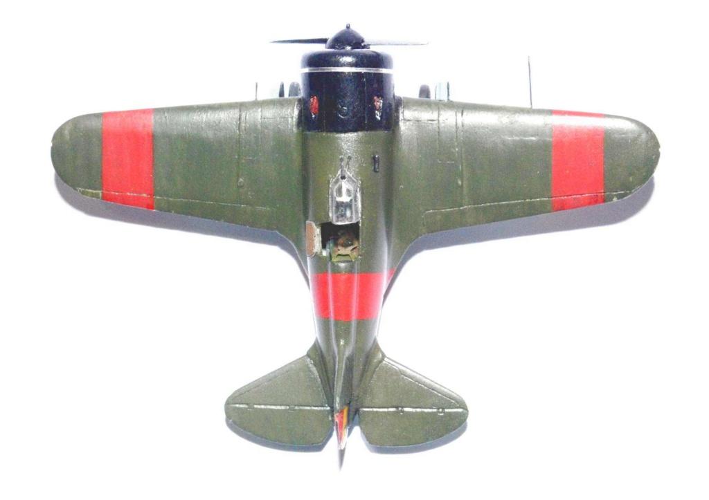 Polikarpov I-16. Du proto au I-185. P&J, Amodel, ICM , ArtModel , Eastern Express MSD 1/72.  - Page 2 34fini10