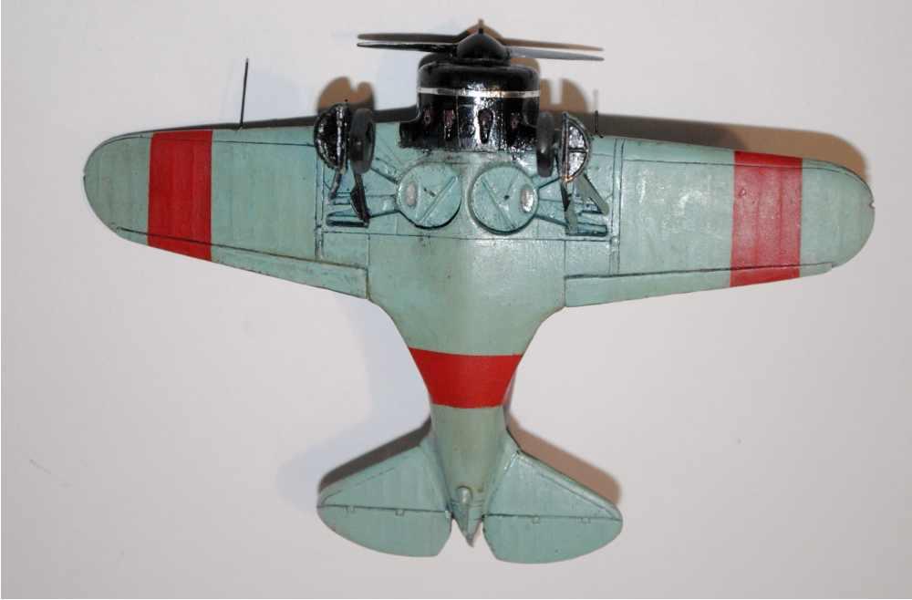 Polikarpov I-16. Du proto au I-185. P&J, Amodel, ICM , ArtModel , Eastern Express MSD 1/72.  - Page 2 35fini10