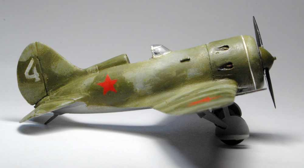 Polikarpov I-16. Du proto au I-185. P&J, Amodel, ICM , ArtModel , Eastern Express MSD 1/72.  - Page 2 35kg11