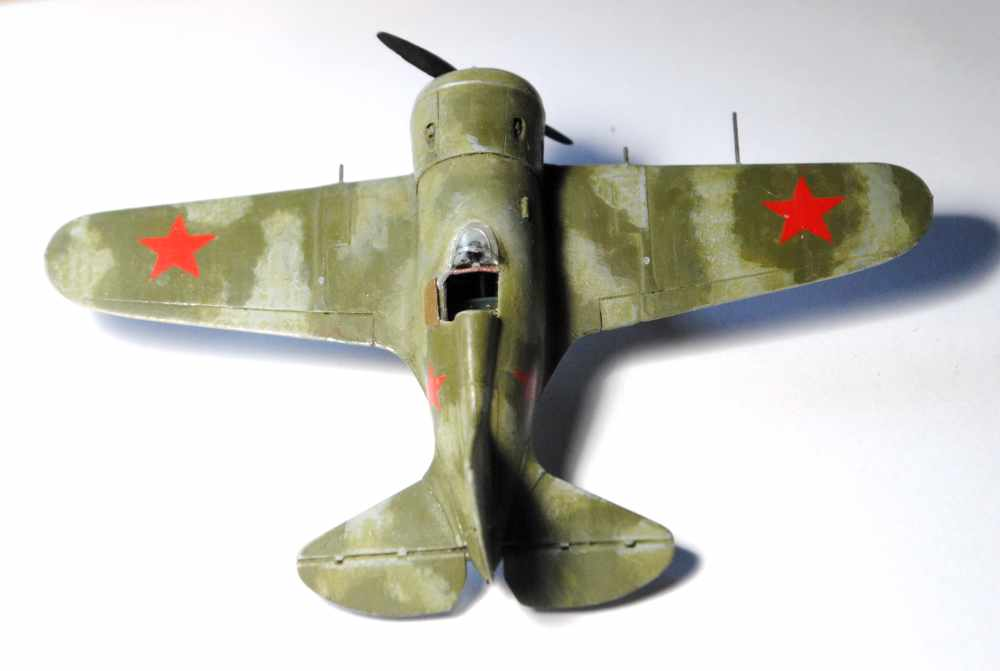 Polikarpov I-16. Du proto au I-185. P&J, Amodel, ICM , ArtModel , Eastern Express MSD 1/72.  - Page 2 38kg10