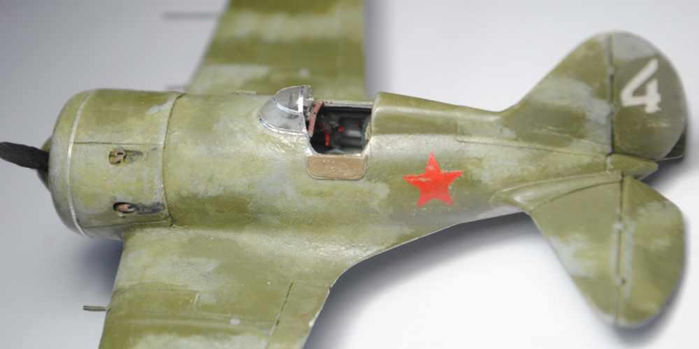 Polikarpov I-16. Du proto au I-185. P&J, Amodel, ICM , ArtModel , Eastern Express MSD 1/72.  - Page 2 41kg10