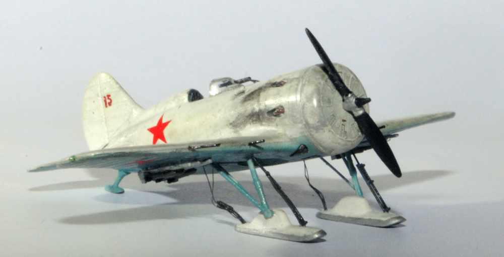 Polikarpov I-16. Du proto au I-185. P&J, Amodel, ICM , ArtModel , Eastern Express MSD 1/72.  - Page 2 Avdski10