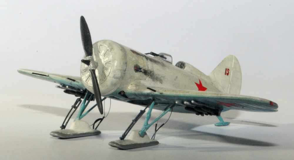 Polikarpov I-16. Du proto au I-185. P&J, Amodel, ICM , ArtModel , Eastern Express MSD 1/72.  - Page 2 Avg-2s10