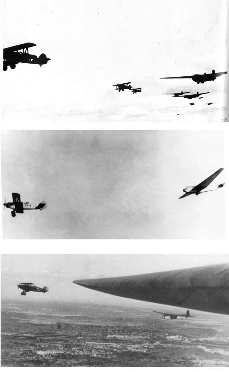 [RSmodels] DFS230 et Eduard Avia B 534 IV.  Avia10